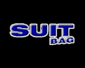 SUIT BAG - Logo